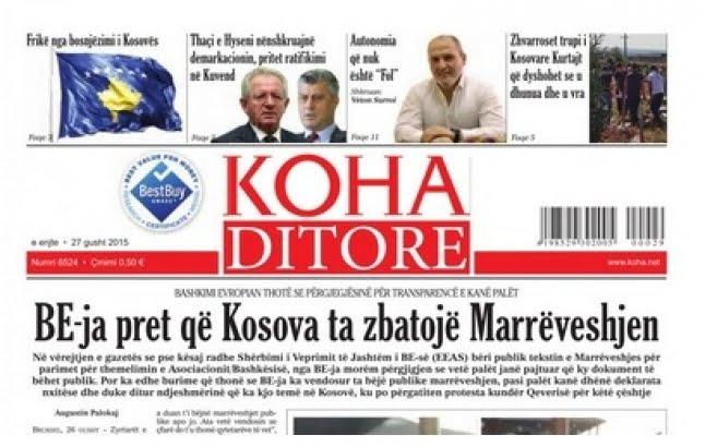 Shtypi Kosovar